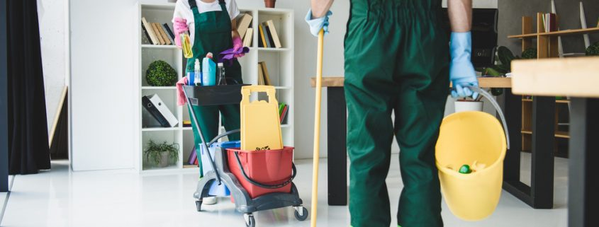 Recurring housekeeping service in Kaysville and Syracuse UT